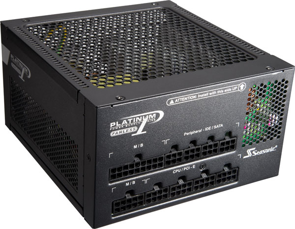 Seasonic P-520 Fanless Platinum 520W